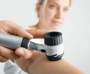 Dermatoskop Heine delata 20
